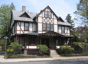 Davenport House Bed &amp; Breakfast - New Bedford, Massachusetts