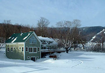 Beaver Pond Farm Bed & Breakfast winter