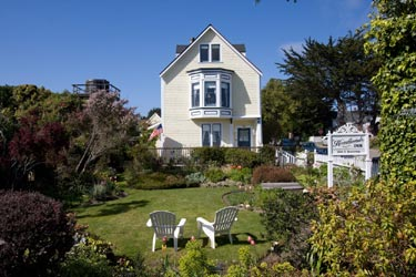 Headlands Inn Bed & Breakfast - Mendocino, California