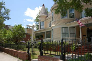 C.W. Worth House Bed &amp; Breakfast - Wilmington, North Carolina