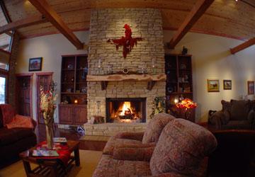 Rusty Gables Guest Lodge & Gallery - Oklahoma City, Oklahoma