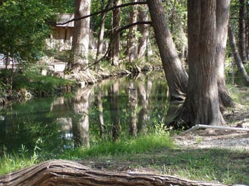 Cypress Creek, restful and inspiring