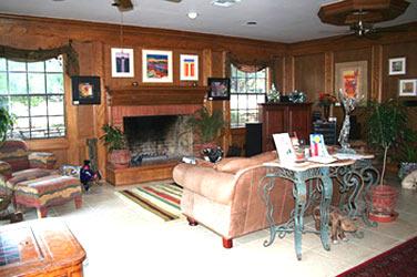 Creekhaven Inn Main House Meeting Room