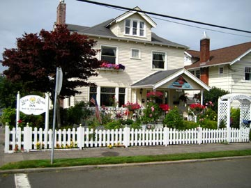 Rose River Inn Bed and Breakfast - Astoria, Oregon, front view