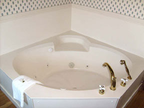 Hasseman House Bed & Breakfast-jacuzzi