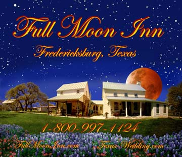 Full Moon Inn - Fredericksburg, Texas