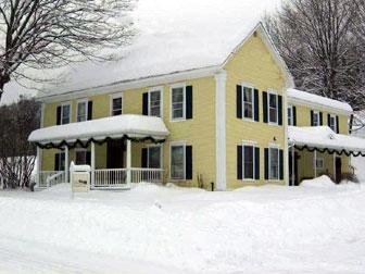 Yellow Farmhouse Inn - Waitsfield, Vermont