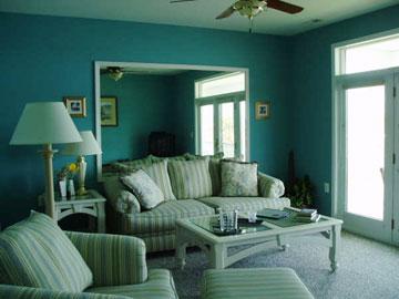 The Blue Heron Inn, Suite 2 Sitting Room