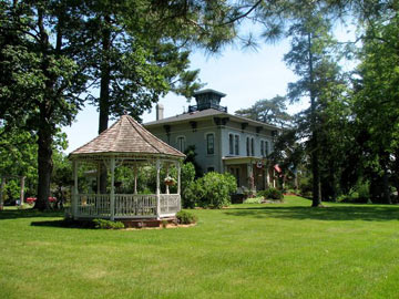 Rose Hill Inn Bed &amp; Breakfast - Marshall, Michigan