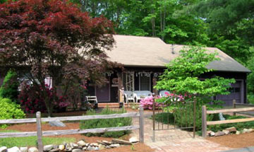 The Rose Cottage Bed &amp; Breakfast -  Orange, Massachusetts