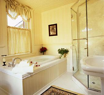 England House Bed and Breakfast Star Gazer Bath