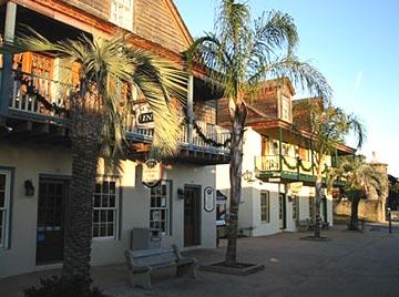 St. George Inn front