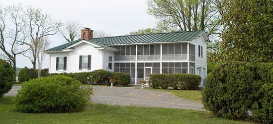 Wolftrap Farm Bed and Breakfast - Gordonsville, Virginia