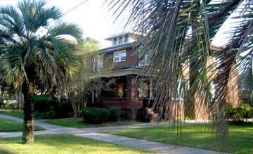 The Jenks House - Jacksonville, Florida