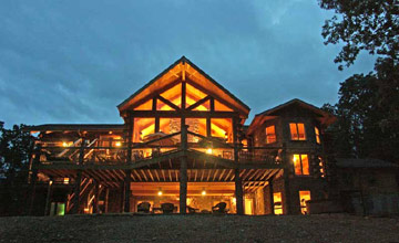 White River Lodge Rustic Elegance in the Ozark Mountains