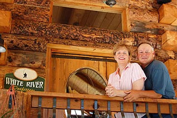 White River Lodge-Bill & Becky Babler, Innkeepers