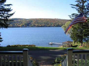 Finton's Landing Bed &amp; Breakfast on Keuka Lake -  Penn Yan, New York
