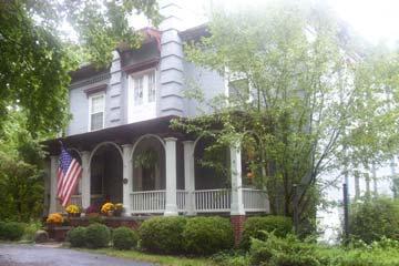 The Hockman Manor House - Edinburg, Virginia