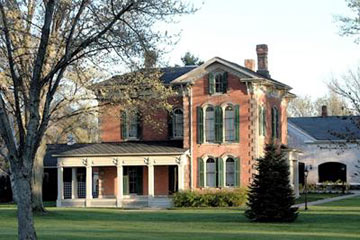 Inn the Garden Bed and Breakfast - Lexington, Michigan