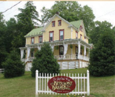 The Gingerbread House Bed and Breakfast - Rockwood, Pennsylvania