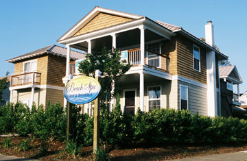 Beach Spa Bed and Breakfast, Virginia Beach, Virginia