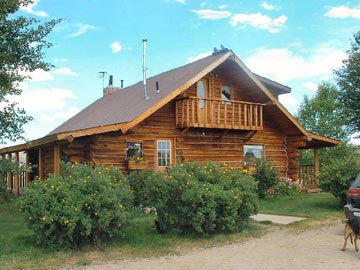 Pole Creek Cabin - Pinedale, Wyoming
