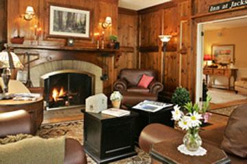 The Inn at Jackson, Cozy Parlor