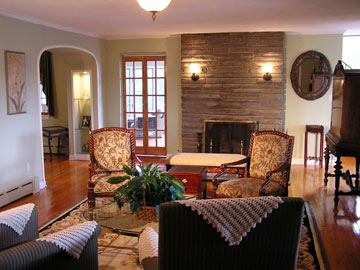 ECCE Bed and Breakfast-Common Guest Area