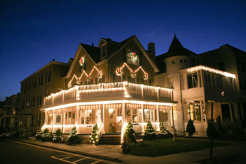 The Oceanview Inn - Ocean Grove, New Jersey