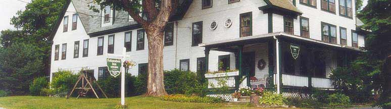 Follansbee Inn on Kezar Lake - North Sutton, New Hampshire