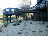 Ruth Mountain Bed & Breakfast, deck