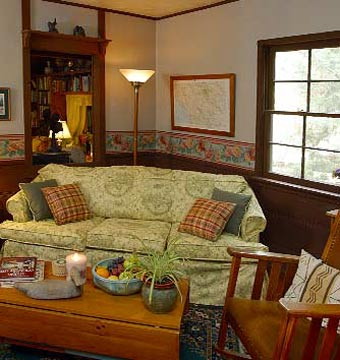 Strawberry Creek Inn Bed &amp; Breakfast - Idyllwild, California