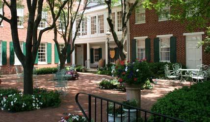 1840s Carrollton Inn - Baltimore, Maryland