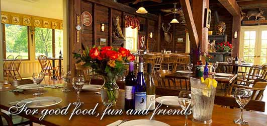 Fort  Lewis Lodge, Dining At Lewis Mill