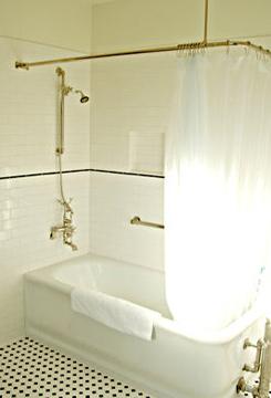 The Shafer Baillie Mansion, Elliott Bay Suite Bath