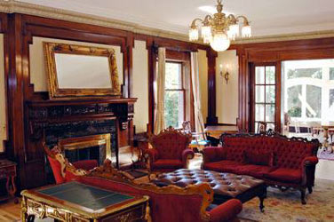 The Shafer Baillie Mansion, Grand Salon
