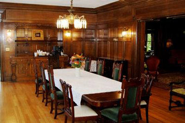The Shafer Baillie Mansion, Formal Dining Room