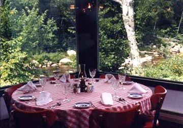 The Wayside Inn, Riverview Restaurant