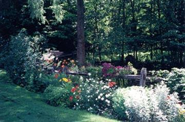 Enjoy The Award Winning Gardens