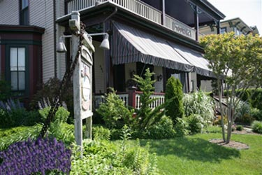 The Mooring Bed and Breakfast - Cape May, New Jersey