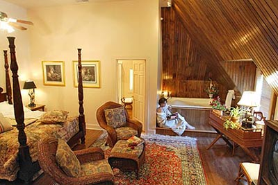 Buhl Mansion Guesthouse & Spa-Tropical Nights