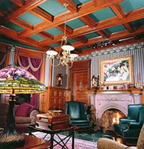 Buhl Mansion Guesthouse & Spa-The Library