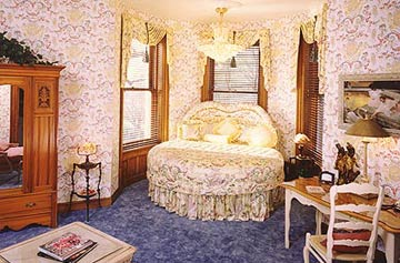 Buhl Mansion Guesthouse & Spa-Julia F. Buhl's Room