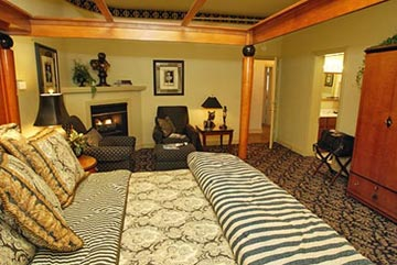 Buhl Mansion Guesthouse & Spa-The Guest Bedroom