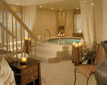 Award Winning On-site Shui Spa