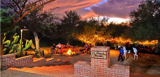 El Rancho Merlita Bed and Breakfast - Tucson, Arizona