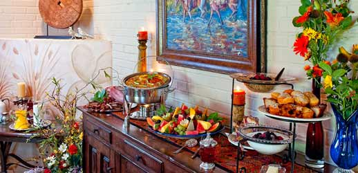 The Inns at El Rancho Merlita breakfast