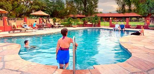 The Inns at El Rancho Merlita Pool