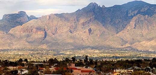 The Inns at El Rancho Merlita mountains