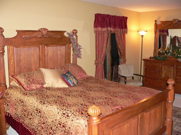 Choose From Two Beautiful Guest Rooms